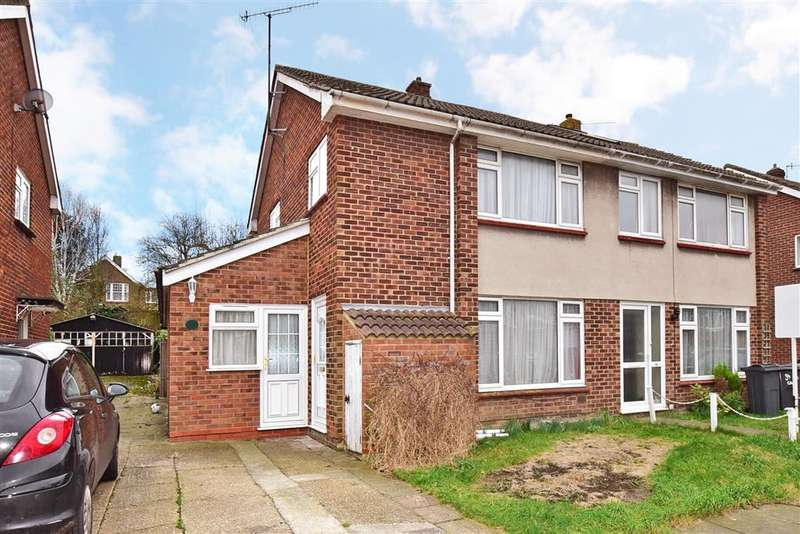 5 Bedrooms Semi Detached House for sale in College Road, , Canterbury, Kent