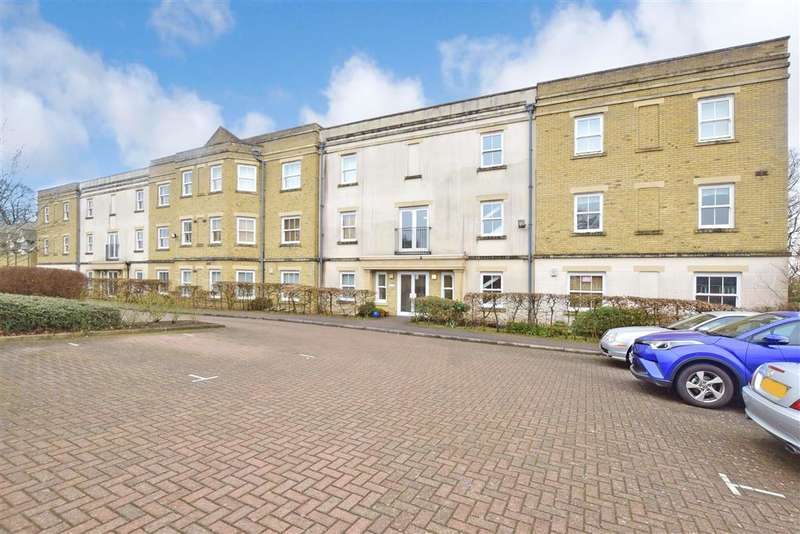 3 Bedrooms Flat for sale in Ainsley Way, , Chartham, Canterbury, Kent
