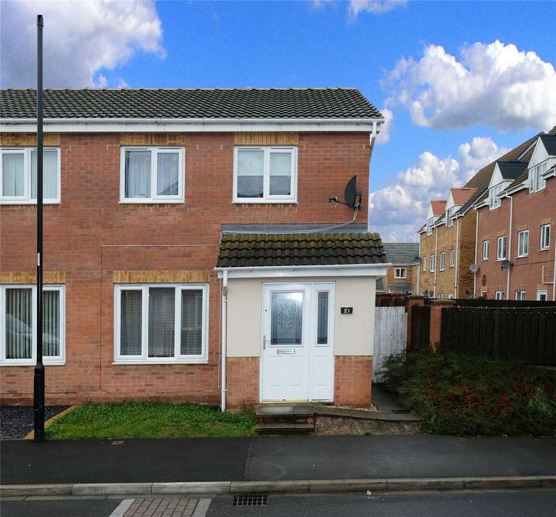 3 Bedrooms Semi Detached House for sale in Walstow Crescent, Armthorpe, Doncaster, DN3