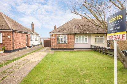 3 Bedrooms Bungalow for sale in Barling Magna, Southend-on-Sea, Essex