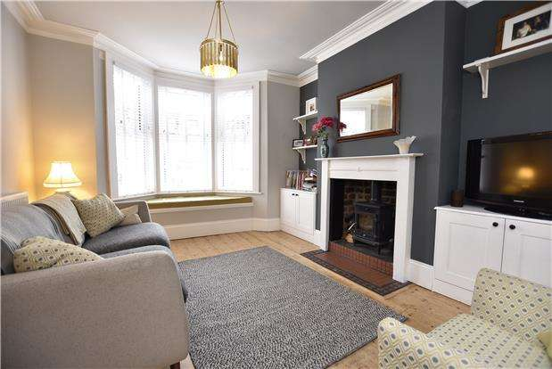 3 Bedrooms Terraced House for sale in Mendip Road, Windmill Hill, Bristol, BS3 4PB
