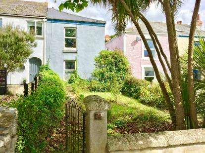 3 Bedrooms End Of Terrace House for sale in Falmouth, Cornwall