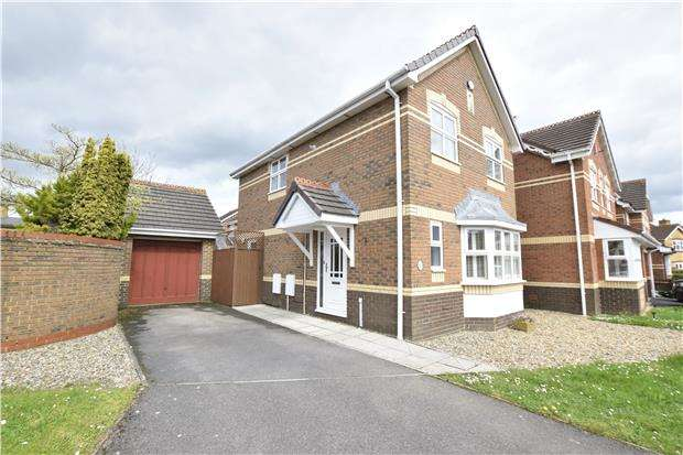 3 Bedrooms Detached House for sale in Gover Road, Hanham, BS15 3JZ