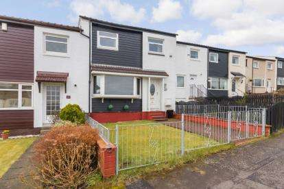 3 Bedrooms Terraced House for sale in Divert Road, Gourock