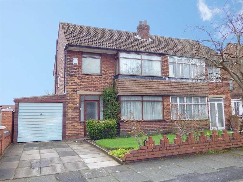 3 Bedrooms Semi Detached House for sale in Rhos Avenue, Alkrington, Middleton, Manchester, M24