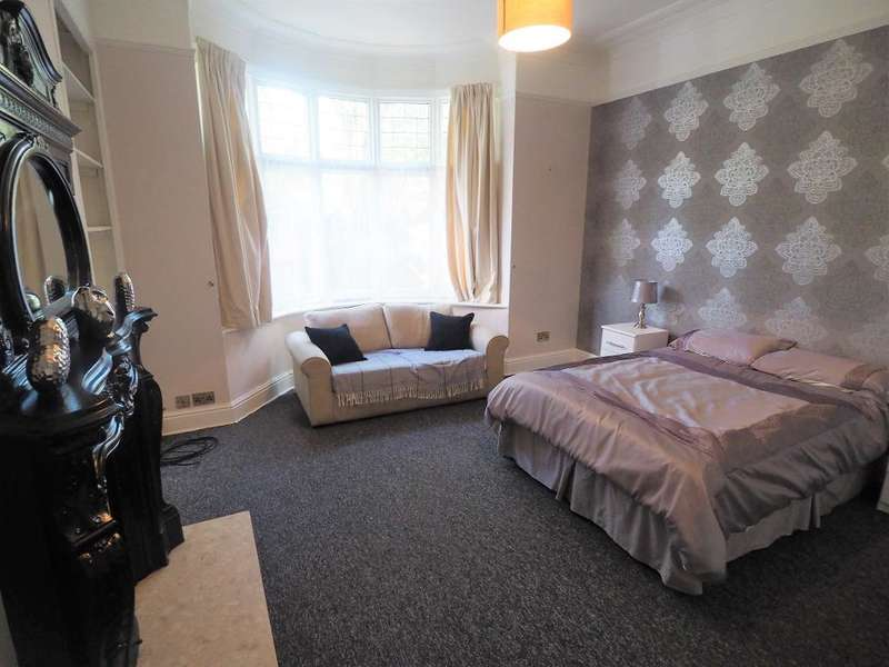 House Share for rent in Wellesley Avenue, Hull, HU6 7LW