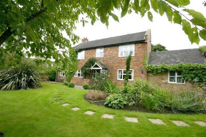 4 Bedrooms Detached House for sale in Peppercorn House, Seaton Delaval, Tyne & Wear, NE25