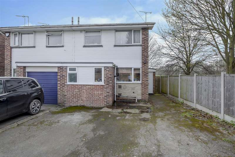 3 Bedrooms Semi Detached House for sale in Draycott Road, Sawley