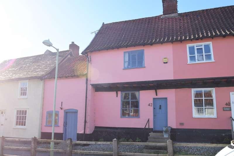 3 Bedrooms Cottage House for sale in Debenham, Stowmarket IP14