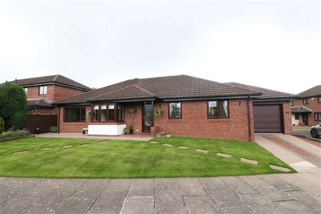 3 Bedrooms Bungalow for sale in Priorwood Close, Carlisle, Cumbria, CA2 7TU