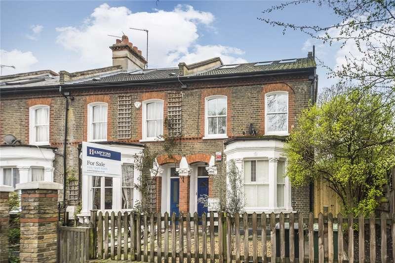 2 Bedrooms Flat for sale in Rozel Road, London, SW4