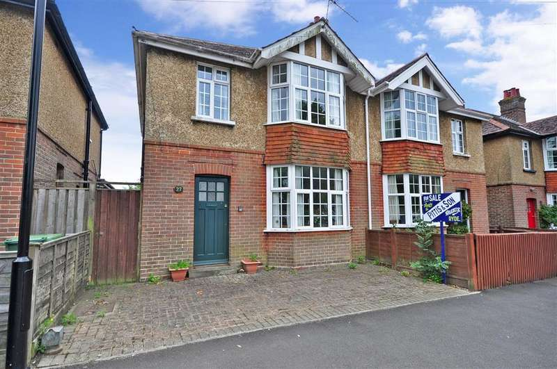 3 Bedrooms Semi Detached House for sale in Adelaide Place, , Ryde, Isle of Wight