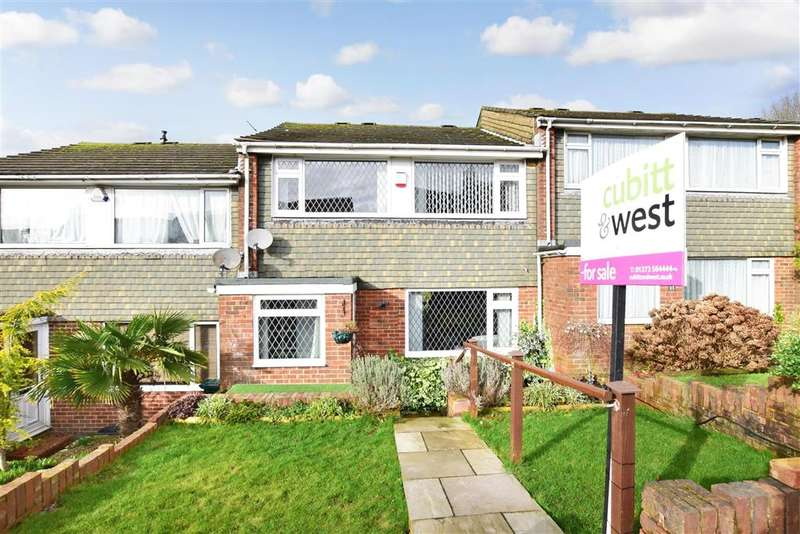 4 Bedrooms Terraced House for sale in Brentwood Crescent, , Brighton, East Sussex