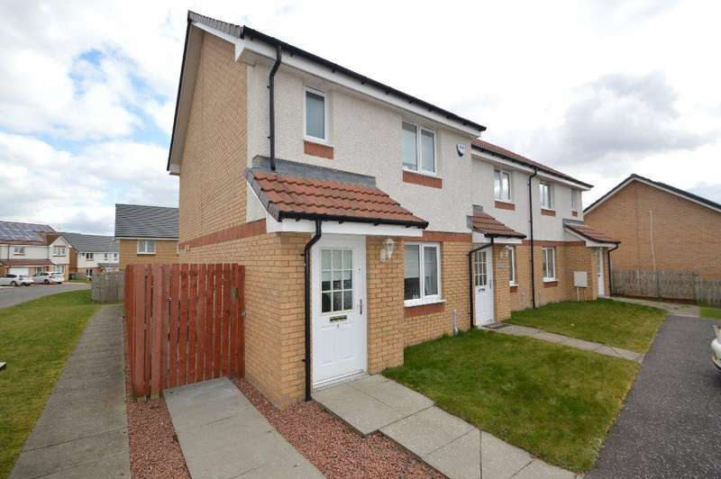 3 Bedrooms Terraced House for sale in Woodfoot Crescent, Darnley, Glasgow, G53 7ZS