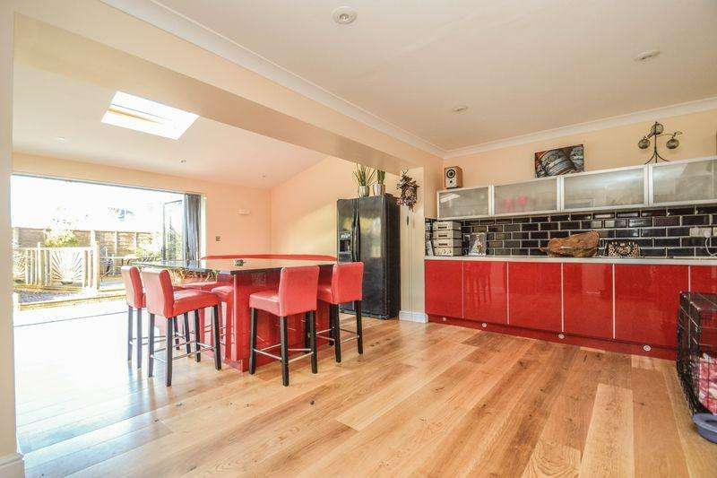 4 Bedrooms Detached House for sale in The Nurseries, Preston