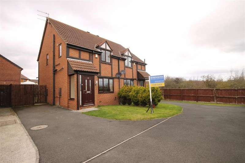 3 Bedrooms Semi Detached House for sale in Dunlin Road, Middle Warren, Hartlepool