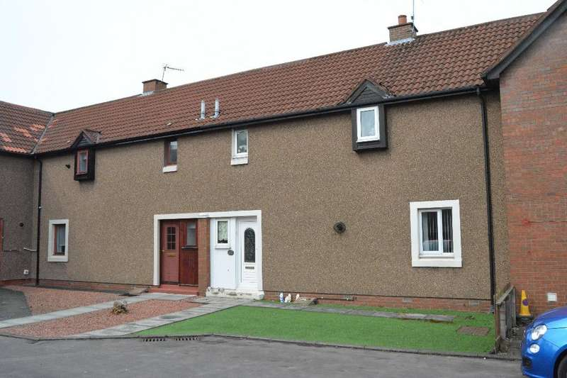 3 Bedrooms Terraced House for sale in St Johns Avenue, Falkirk, Falkirk, FK2 7DP