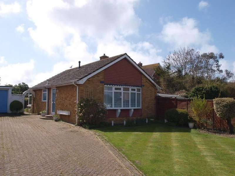 2 Bedrooms Detached Bungalow for sale in Short Brow Close, Lower willingdon, Eastbourne BN22 0QX