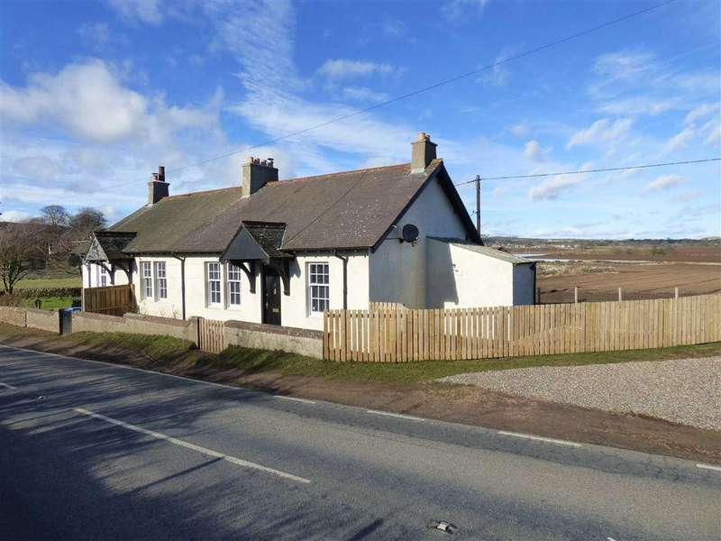 3 Bedrooms Semi Detached House for sale in South Farm Cottages, Elie