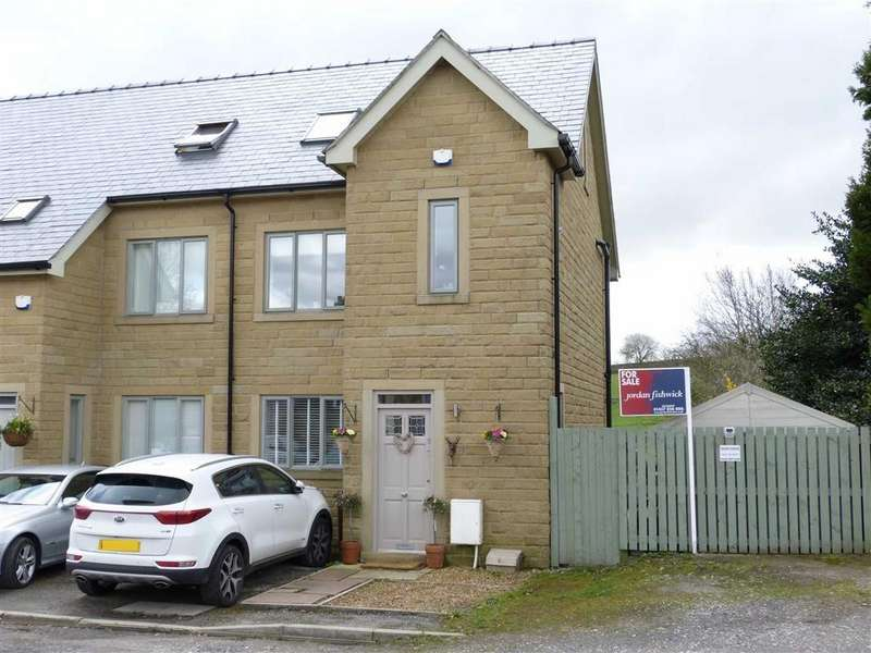 3 Bedrooms Town House for sale in Mottram Moor, Mottram, Via Hyde