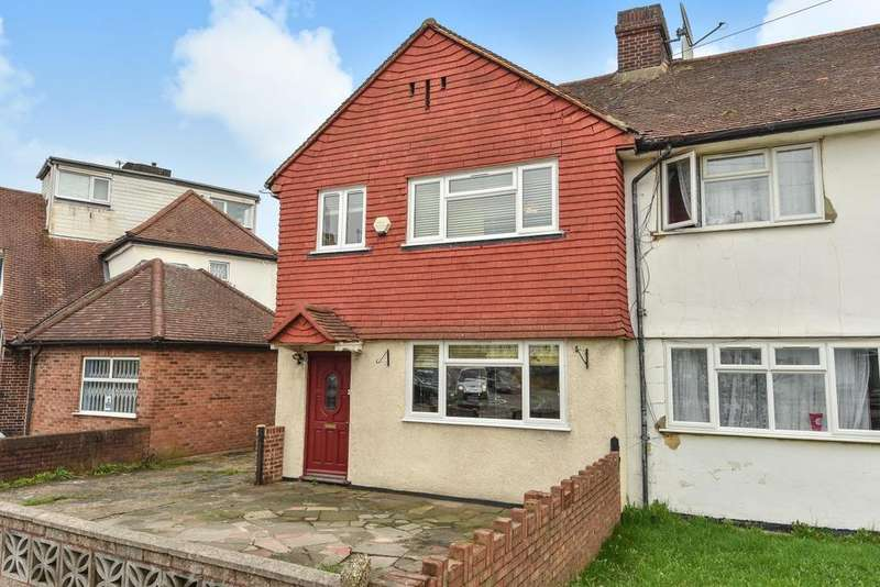 3 Bedrooms End Of Terrace House for sale in Brockley Rise, Forest Hill