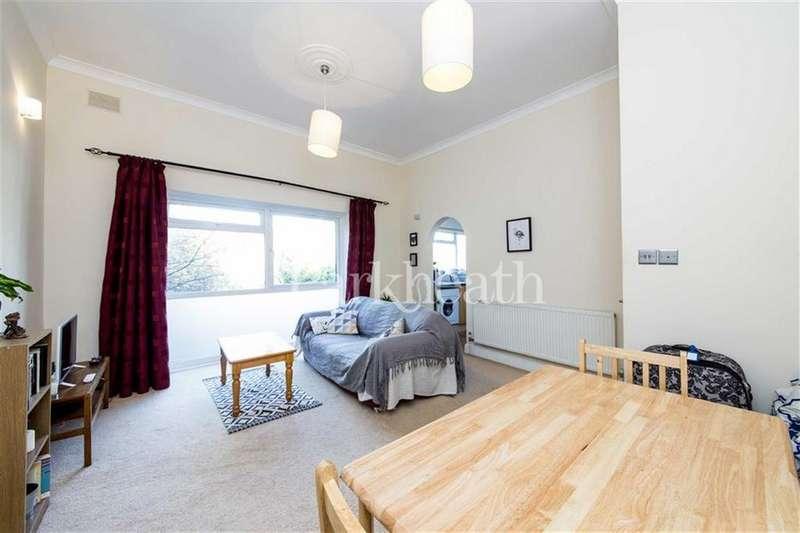 3 Bedrooms Flat for sale in Cavendish Road, Brondesbury, London