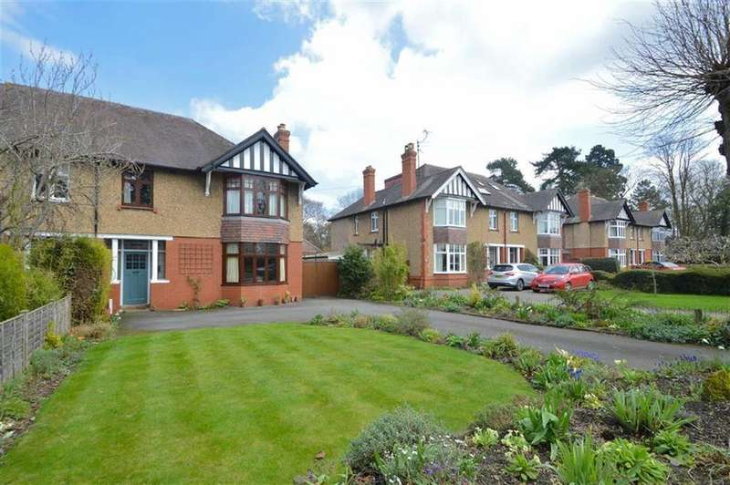 6 Bedrooms Semi Detached House for sale in London Road, Shrewsbury