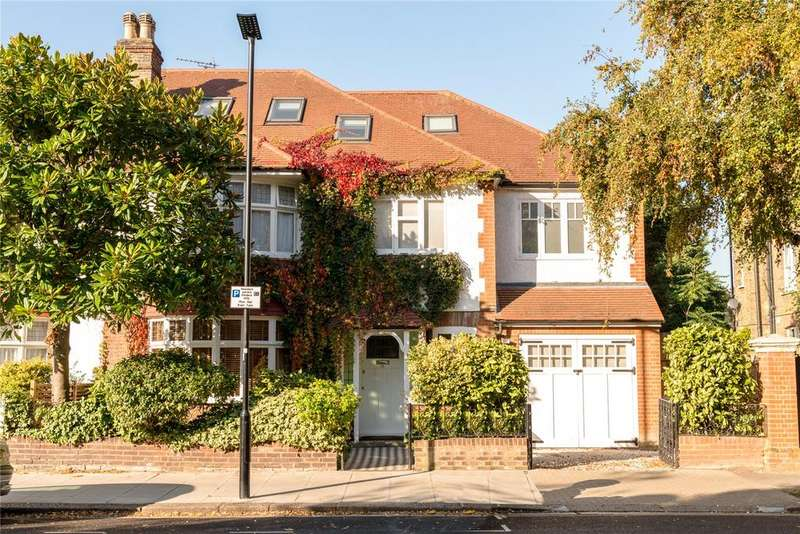 5 Bedrooms Semi Detached House for sale in Stamford Brook Avenue, Stamford Brook, London