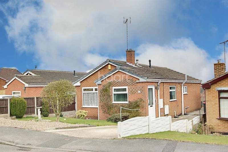 2 Bedrooms Bungalow for sale in Thornham Crescent, Kirkby-in-Ashfield
