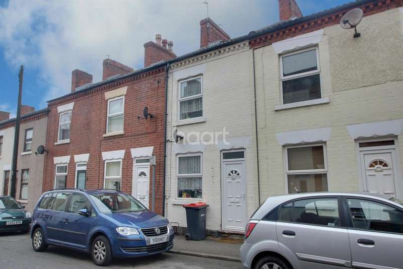 2 Bedrooms Terraced House for sale in Albert Street, Hucknall