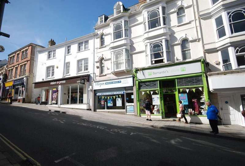 Detached House for sale in High Street, Bideford