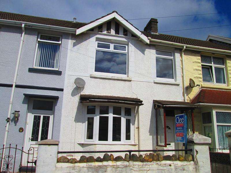 3 Bedrooms Terraced House for sale in Wern Fawr Road, Port Tennant, Swansea, City And County of Swansea.