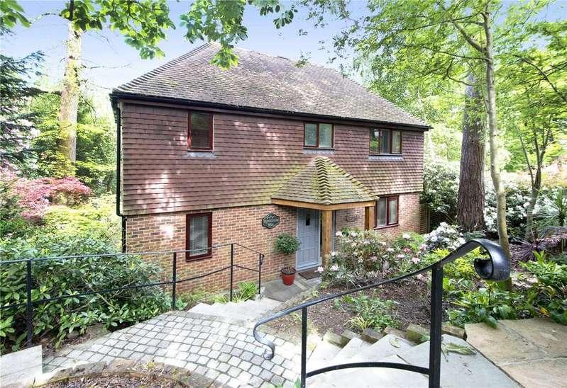 6 Bedrooms Detached House for sale in Mount Harry Road, Sevenoaks, Kent, TN13