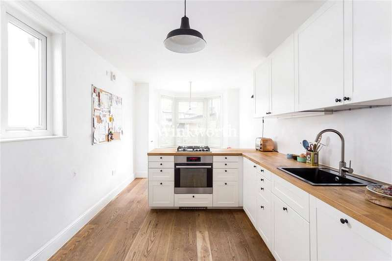 3 Bedrooms Terraced House for sale in Ritches Road, Harringay, N15
