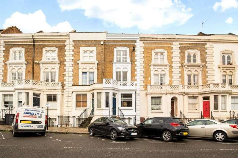 5 Bedrooms Terraced House for sale in Grafton Terrace, Kentish Town, London, NW5