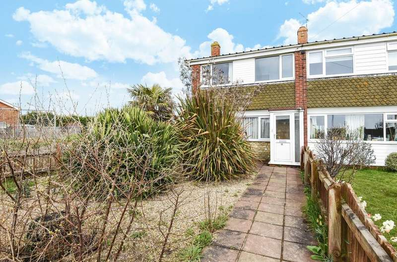 3 Bedrooms End Of Terrace House for sale in Downview Close, East Wittering, PO20