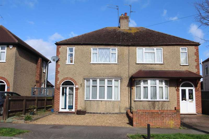3 Bedrooms Semi Detached House for sale in Marina Drive, Wolverton, Milton Keynes