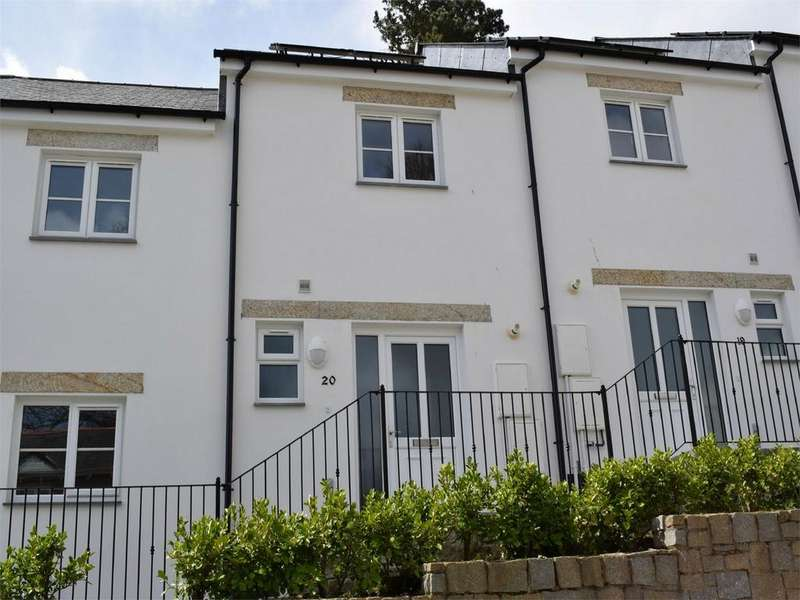 2 Bedrooms Terraced House for sale in Truro Hill, Penryn, Cornwall