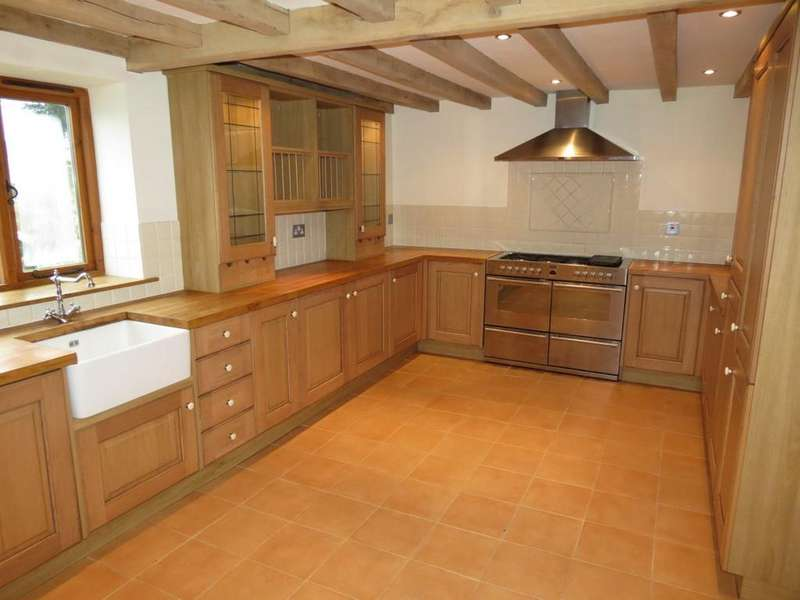 4 Bedrooms Terraced House for rent in Frodesley Hall Farm Barns, Shrewsbury