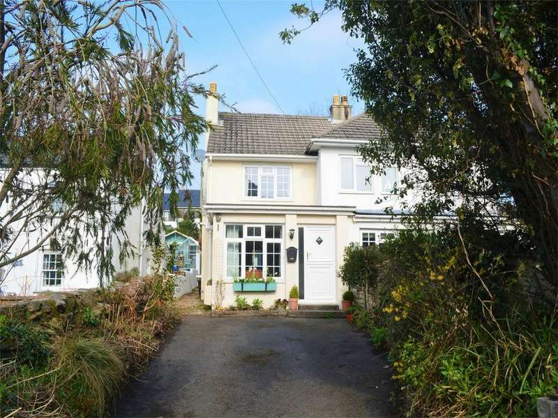 2 Bedrooms End Of Terrace House for sale in Church Road, Charlestown, ST AUSTELL, Cornwall