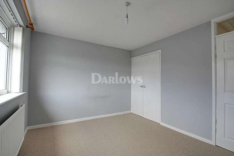 2 Bedrooms End Of Terrace House for sale in Rhiw'r Ddar, Taffs Well