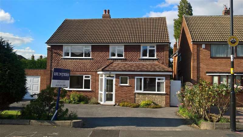 4 Bedrooms Detached House for rent in Braemar Road, Sutton Coldfield, West Midlands