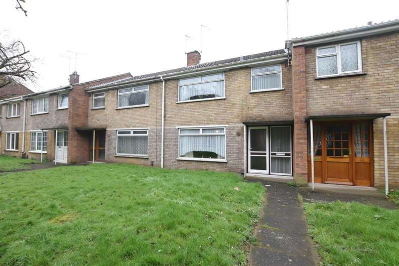 3 Bedrooms Terraced House for sale in Ripon Close, Scunthorpe, DN17 1SE