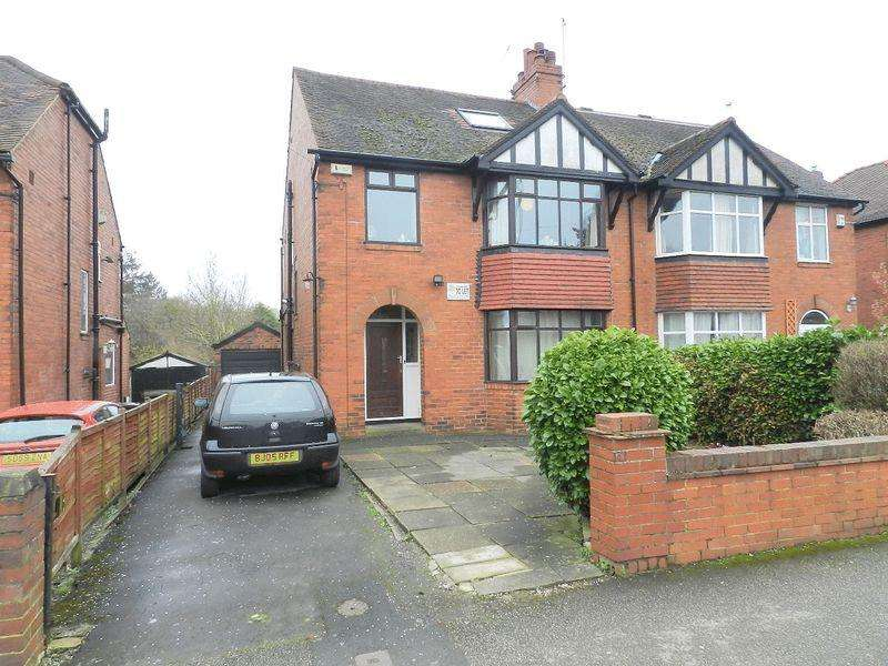 6 Bedrooms Semi Detached House for sale in St Annes Road, Leeds