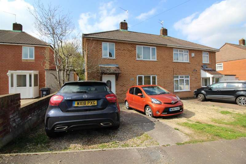 3 Bedrooms Semi Detached House for sale in Symington Road, Bristol, BS16 2LN