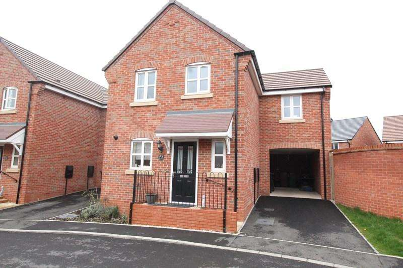 3 Bedrooms Detached House for sale in Hollywood Works Close, Shirley, Solihull