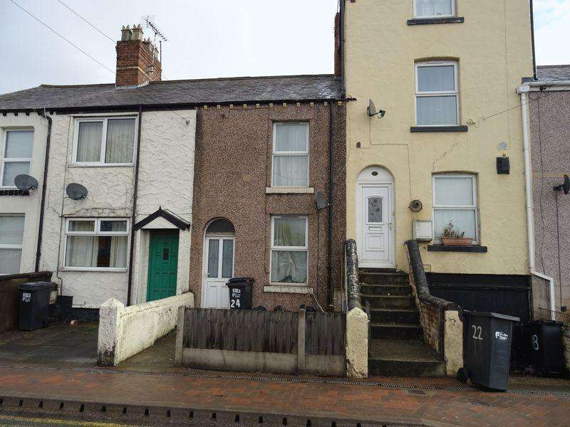 2 Bedrooms Terraced House for sale in High Street, Deeside
