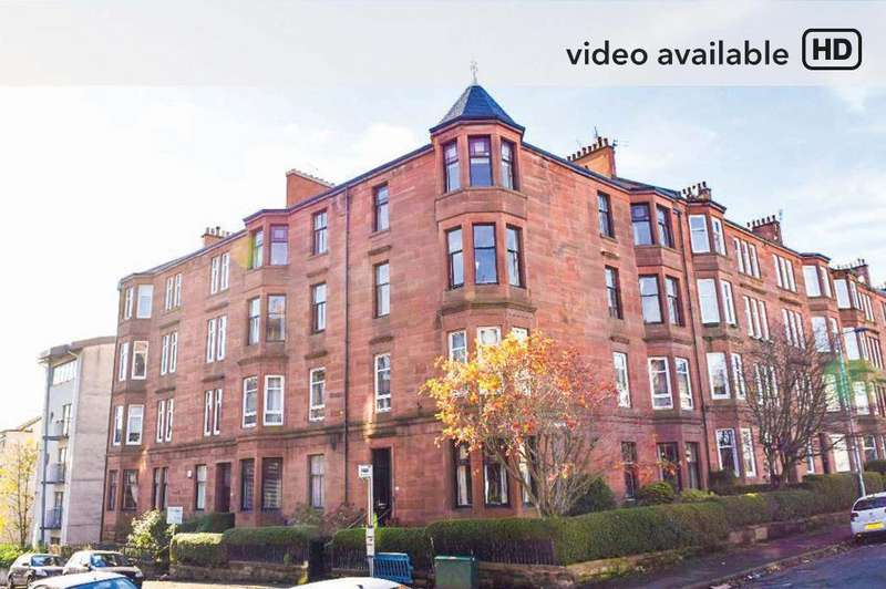 3 Bedrooms Flat for sale in Thornwood Avenue, Flat 0/1, Thornwood, Glasgow, G11 7PH