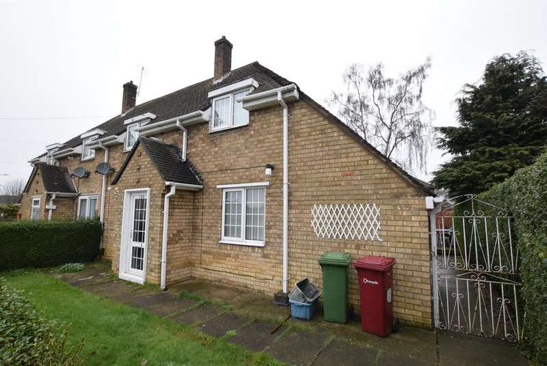 3 Bedrooms Semi Detached House for sale in Angerstein Road, Scunthorpe, DN17 2NA