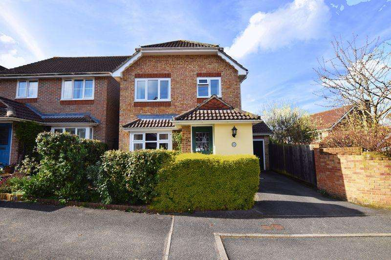 3 Bedrooms Detached House for sale in The Nightingales, Ridgewood